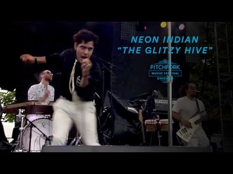 Neon Indian Perform