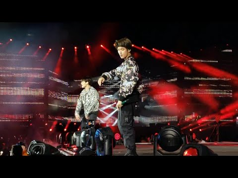 190519 Mic Drop Remix @ BTS 방탄소년단 Speak Yourself Tour Metlife Stadium New Jersey Concert Fancam