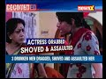 Bengali actress molested in Kolkata