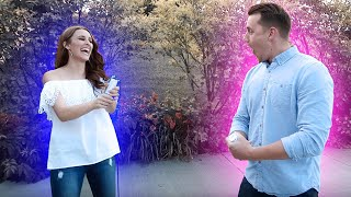 PREGNANCY ANNOUNCEMENT & SURPRISE GENDER REVEAL!