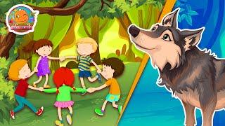 Juguemos En El Bosque - Canti Rondas | Canciones Infantiles