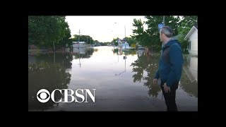 More severe weather in the forecast as Oklahoma, Kansas, Missouri deal with flooding