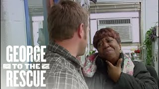A Massive Interior and Exterior Renovation For A Devoted NYPD Mother | George to the Rescue