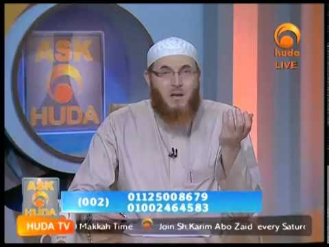Ask Huda Sep 9th 2014
