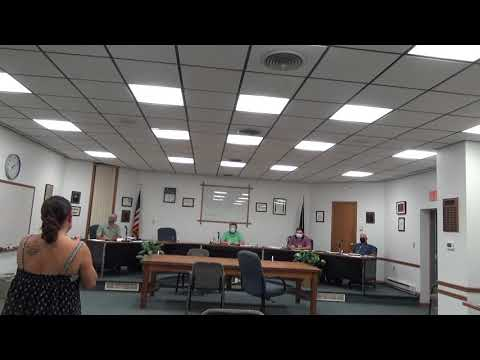 Rouses Point Village Board Meeting  9-18-21