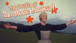 The Death of the Hollywood Movie Musical