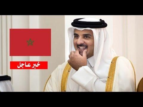 أمير قطر يحل على وجه السرعة بهذه المدينة المغربية