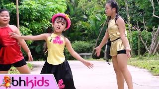 Bống Bống Bang Bang - Bé Tú Anh [Official MV]