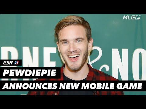 Pewdiepie Announces New Mobile Game