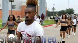 TxSU Full Band Marching Out 2018