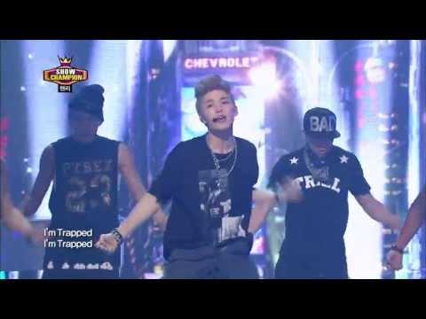 Henry - Trap, 헨리 - 트랩, Show Champion 20130620