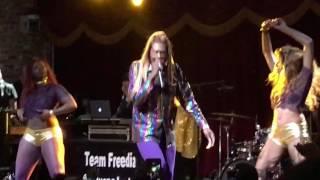 Big Freedia Live at Brooklyn Bowl 2016