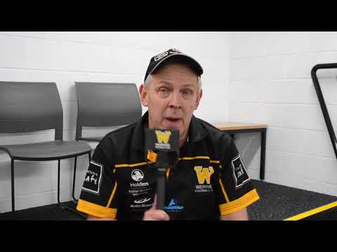 John Lamont: round 10 post game