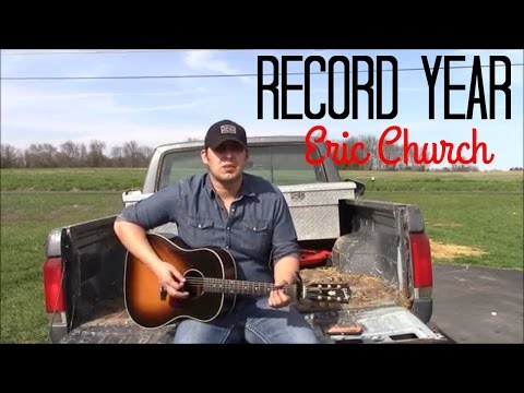 Record year eric church for Hunting fishing loving everyday lyrics