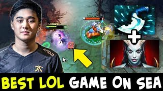 200 IQ bait — BLINK Queen of Pain Abed vs iceiceice