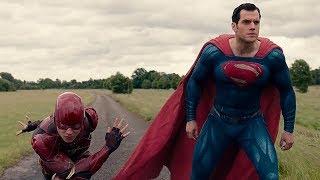 Race. Flash vs Superman | Justice League