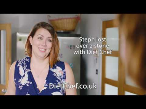 Diet Chef - New for Summer 2016 - Steph