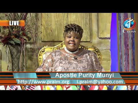 Apostle Purity Munyi Into The Chambers Of The King 02-26-2021