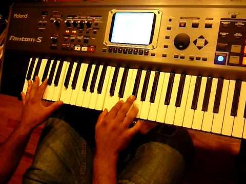 Anthony Santos Por Mi Timidez Roland/Piano Bachata