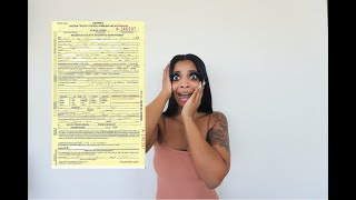De'arra Got a Ticket While Driving (this isn't good)