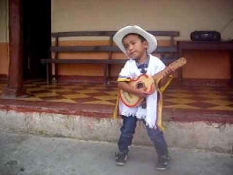 Camilo Gomez Niño carranguero en Colombia