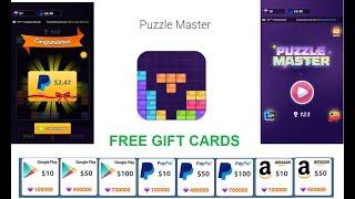 NEW Puzzle Master APP Paypal-Google Play-Amazon🎁 تطبيق جديد