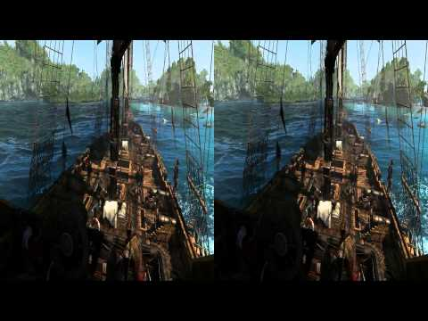 Assassins Creed IV Black Flag 3D