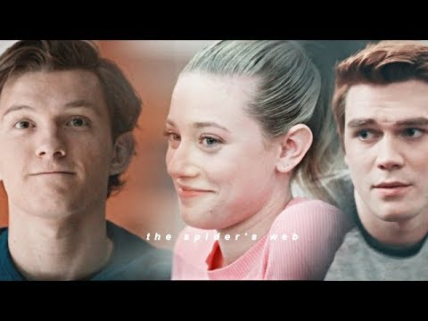 The Spider's Web | Peter Parker & Betty Cooper + Archie Andrews | WATTPAD TRAILER