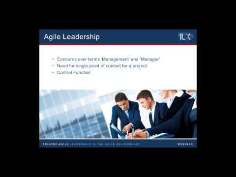 PRINCE2 Agile   Leadership in the Agile Environment