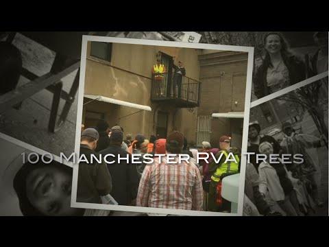 100 Manchester RVA Trees