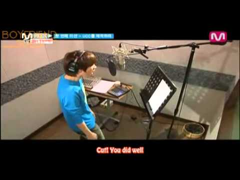 [BoyfriendSubs] M!Pick Boyfriend Episode 2 Part 1 (ENG)
