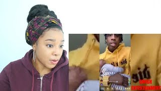 POLO G GETS SCARED WHEN HE THOUGHT HIS SON FELL OFF THE BED | Reaction