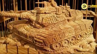 Trả cái lồng chim giá 1 Tỷ - Việt Nam có lồng điêu khắc đẹp nhất thế giới