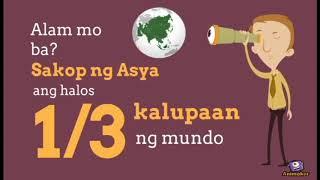 Proyekto sa AP - Mga Sinaunang Kabihasnan sa Asya - 이희진