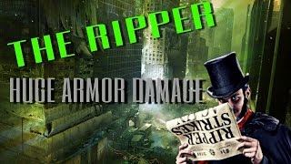 THE RIPPER HUGE EAD!! (The Division) 1.5 Dark Zone PvP Gameplay