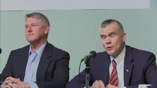 Primary Debate for U.S. Senate