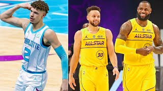 """NBA """"Best of 2021 Season"""" MOMENTS (Curry, LeBron, Giannis, LaMelo, etc)"""