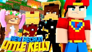 Minecraft Adventure - BED WARS - LITTLE KELLY JOINS OUR TEAM!!