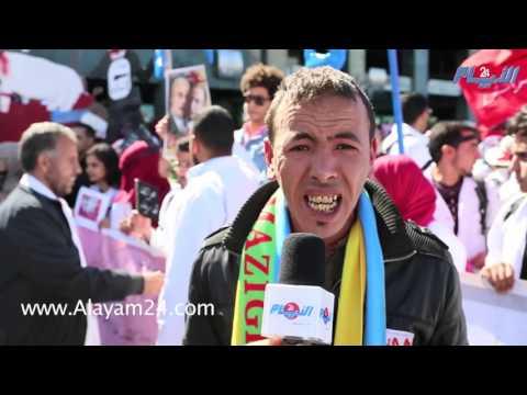 أمازيغي يقصف بن كيران ويتضامن مع الأساتذة المتدربين