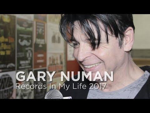 Gary Numan - Records In My Life  (full interview)