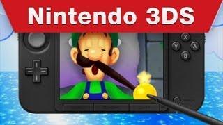 Nintendo 3DS - Mario & Luigi: Dream Team Launch Trailer