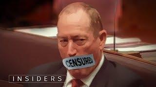 The censuring of Senator Fraser Anning   Insiders