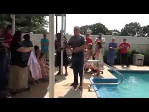 11-0619pm - Baptismal Service