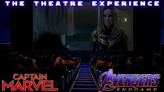"""""""Where's Fury?"""" Captain Marvel End Credit Scene - Audience Reaction"""