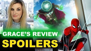 Spider-Man Far From Home SPOILER Review