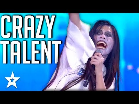 CRAZIEST TALENT All Around The World | Got Talent Global