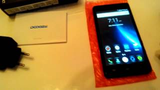 Video DOOGEE X5 bATvVgTP6Uo