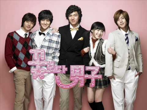 (Boys Over Flowers OST)Seo Jin Young(서진영) - A Little(조금은) + lyrics(English & Korean)