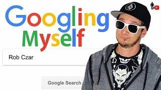 Googling Myself - Man Vs Youtube
