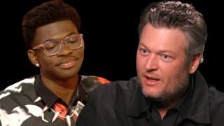 Blake Shelton Responds To Feud Rumors With Lil Nas X